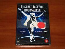 Michael Jackson Moonwalker(Region 2 DVD) Free Shipping