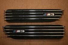 BMW E46 M3 2001-2006 Fender Grill Grills Right Left Pair Coupe / Convertible