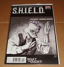 2014 Shield #5 Ming Doyle Howard The Duck Variant Edition 1st Print