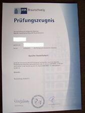 Handelsfachwirt IHK Mündliche Prüfung Präsentation 89 von 100 Punkten 2013