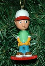 Handy Manny Christmas Ornament