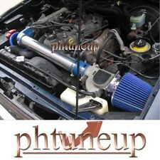 BLUE 1989-1994 TOYOTA 4RUNNER PICKUP 2.4 2.4L AIR INTAKE KIT INDUCTION SYSTEMS