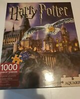 HARRY POTTER Puzzle Hogwarts 1000 Piece Jigsaw Puzzle Aquarius