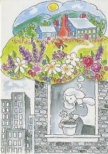 Blueberry Hill Inn Goshen Vermont VT Country Inn Hotel AD Vintage Postcard D24