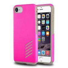Fundas y carcasas Para iPhone 7 de plástico de color principal rosa para teléfonos móviles y PDAs
