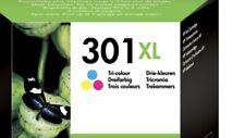 Cartuccia HP 301 XL Color