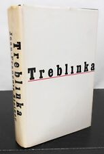 TREBLINKA by JEAN-FRANCOIS STEINER HCDJ BCE - HOLOCAUST / NAZI DEATH CAMP WW11