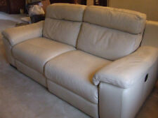 Leather Up to 2 Seats Electric Sofas