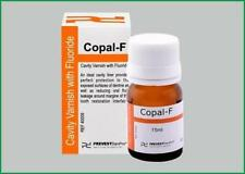 Fluoride COPAL PLUS CAVITY VARNISH SOLVENT - Chloroform free formula - Sealant