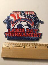 2013 Patch East Brunswick Soccer Club Tournament New Jersey EBSC