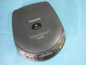 Panasonic SL-S170 CD player MASH operation product