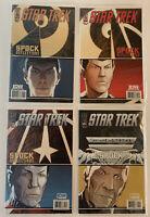 Star Trek: Spock Reflections #1-4 (Complete 2009 IDW series) Lot set run