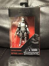 "Star Wars Black Series  - Walmart Exclusive 3.75"" AF - Captain Phasma"
