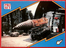 Thunderbirds PRO SET - Card #057 - The Mole to the Rescue - Pro Set Inc 1992