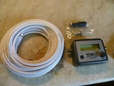SLX Satellite Finder And Cable