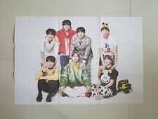 BTS Global Official Fanclub ARMY 5th term Membership ARMY : Folded Poster