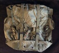 Genuine U.S. Military Medium Alice Pack  O.D. Green + Shoulder Straps Back Pack