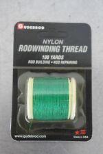 Gudebrod Custom Fishing Nylon Ht Electra Metallic Rod Winding Wrap 100 Yds New