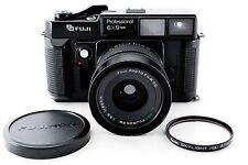 FUJI GSW 690 II 6X9 sw Camera Fujinon 65mm f/5.6 Exc++ Free Shipping 174968