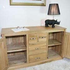 Dining Room Oak No Assembly Required Sideboards & Buffets