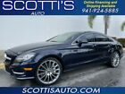 2013 Mercedes-Benz CLS-Class CLS 550~ 8 CYL~ BI-TURBO~ BEIGE LEATHER~ CLEAN CAR 2013 Mercedes-Benz CLS-Class, Designo Mystic Blue with 77548 Miles available now