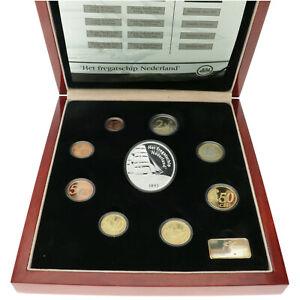 Netherlands - Euro Coin Set - 'Muntmeesterset 2003' - Proof