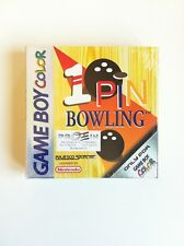 1 PIN BOWLING GAMEBOY COLOR PAL NUEVO MINT SEALED PRECINTADO