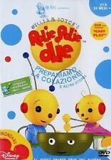 ROLIE POLIE OLIE PREPARARIAMO LA COLAZIONE  DVD