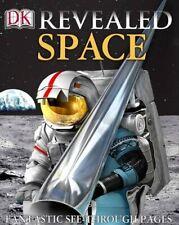 Revealed Space (Dk Revealed) by Barnett, Alex Hardback Book The Fast Free