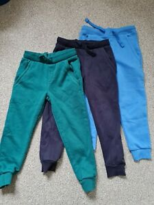 Boys Tracksuit Bottoms Age 5-6 Years