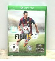 Microsoft Xbox One - Fifa 15 [import allemand] - PAL