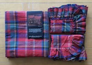 Ralph Lauren Duvet Cover + 2 Sham Pillowcase-from Priscilla Presley estate sale