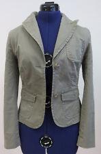 s.Oliver Damen Jacke Damenjacke Sommerjacke olivegrün Gr. 34