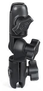 RAM Mount Plastic Double 1 inch Socket Swivel Arm RAP-B-200-2U