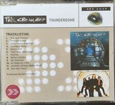Pink Cream 69 - Thunderdome PROMO CD. 12 Tracks. SPV 999-80000624CD