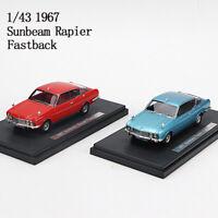 1/43 BRITISH HERITAGE MODEL 1967 SUNBEAM RAPIER FASTBACK FAITH RESIN CAR MODEL