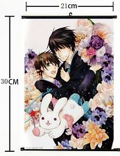 Anime Junjou Romantica Sekai ichi Hatsukoi Wall Poster Scroll Home Decor 267