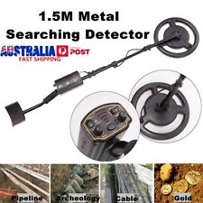 1.5M Metal Detector Kit Light Sensitive Search Treasure Hunter Coil Pinpointer