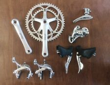 Vintage Campagnolo Veloce 9-speed groupset NOS