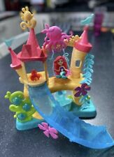 Disney Princess Little Kingdom Ariel's Sea Castle 4+ Years VGC