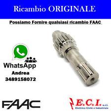 7192475 FAAC PIGNONE MARTINETTO MOTORE 760