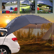 Portable Car Tent Awning Rooftop SUV Shelter Truck Car Camping Outdoor Canopy