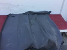 125K BMW E64 650I 645CI M6 CONVERTIBLE SOFT TOP INNER CLOTH LEATHER COVER OEM