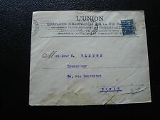 FRANCE - enveloppe 1929 (cy68) french