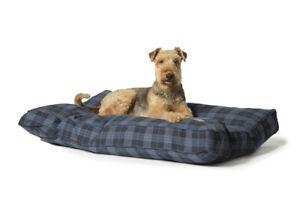 Lumberjack Navy/Grey Box Dog Duvets