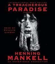 A Treacherous Paradise by Henning Mankell (2013, CD, Unabridged)