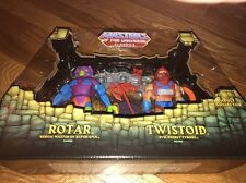 Rotar and Twistoid Masters of the Universe Classics MOTUC He-Man