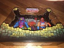 Rotar and Twistoid Masters of the Universe Classics MOTUC He-Man