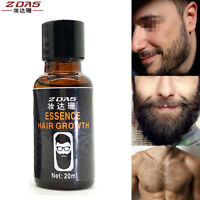 Hair Beard Growth Oil Thicker Essence Mustache Fast Grow eyebrow essence
