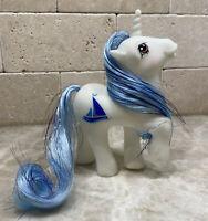 G1 Style Pony Custom Hqg1c - Marina - Unicorn